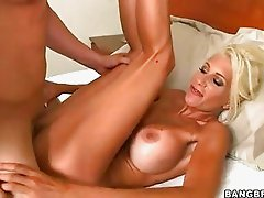 Filthy bitch Puma Swede gets real banged just the perfect way she always liked