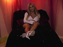 British slut Carmel Moore gets fucked