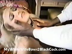 Hardcore blonde milf amateur wife rough interracial cuckold