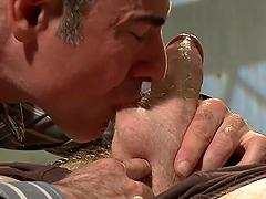 Bondage Fun With Gay Cock Loving Guys
