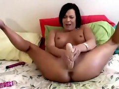 Incredible Amateur clip with Solo, Big Tits scenes