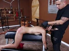 Gina Valentina dominated and pounded