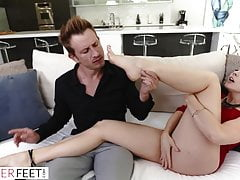 Lusty MILF Gets Her Pussy Nailed By Her New Hung Boyfriend