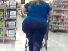 Amazing Wide Mature BBW..
