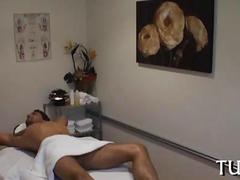 Asian masseuse gives more than a happy ending on hidden cam