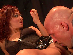 Amazing rough sex with the horny Sandra Romain
