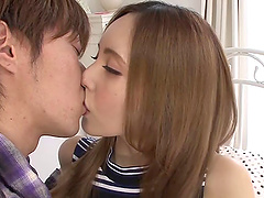 Reona is one of the hottest gals in Japan and always ready to have sex