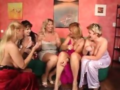 A group of matures milfs orgy Part 1 - More On HDMilfCam,com