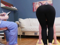 Just another cum swallow Ass-Slave Yoga