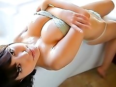 Soapy Asian Babe
