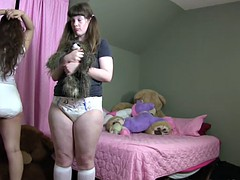 lainey_adriana_mini_enema_mess