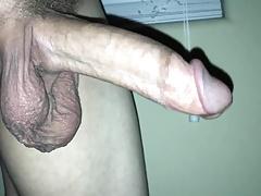 Contracting big cum filled balls pt.2