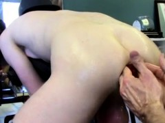 Gay bareback and fist fisting First Time Saline Injection