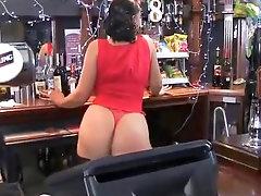 Danica Collins - in the Bar
