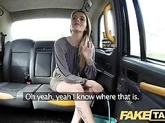 Fake Taxi New driver fucks hot blonde passengers