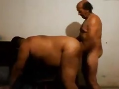 Older guy fucks bear d4ddy