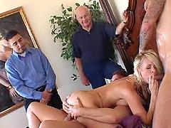 Double Penetration HD Porno Tube