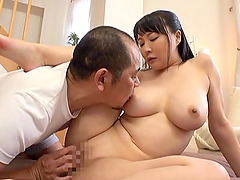 Hanyuu Arisa is a curvy Japanese chick who loves being plowed