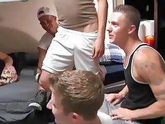 Hot homosexuals receive excited need sex