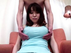 Crazy Japanese whore Miina Kanno in Amazing JAV uncensored Big Tits movie