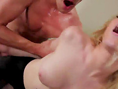 Fucked through her panthose as she whines in pleasure