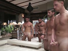You are able to watch awesome orgy fuck with super duper hot Lyen Parker