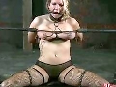 Cyd Black and Sarah Jane Ceylon hardcore bondage sex BDSM