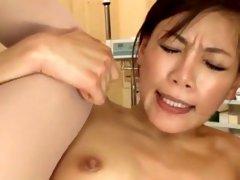 Best Japanese slut Sakura Anna, Mika Mizuno in Crazy Small Tits, Doggy Style JAV movie