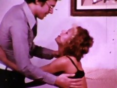 Exotic Amateur video with Threesome, Vintage scenes