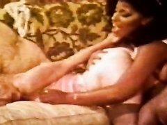 Retro Latina Babe Vanessa Del Rio Goes Lesbian On a Cute Blonde Babe