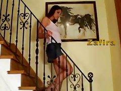 Cock Loving Zafira Gets Her Fill