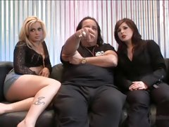 Fabulous pornstars Annie Cruz and Jada Fire in crazy group sex, fetish porn video
