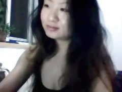 Chinese girl on webcam 054