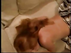 Ginger - Homemade Amateur Squirter On POV-Action (by SNC)