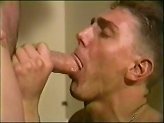 gay gloryhole big cock action